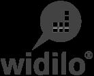 widilo logo bw